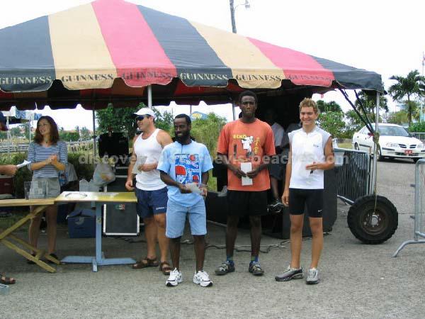 Photo 9: National Sprint Male Winners