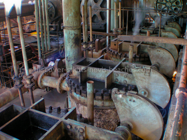 Machinery used in Sugar Manufacturing