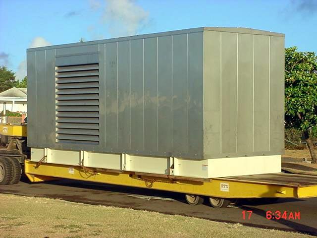 Generator for Ross University School of Veterinary Medicine, St Kitts