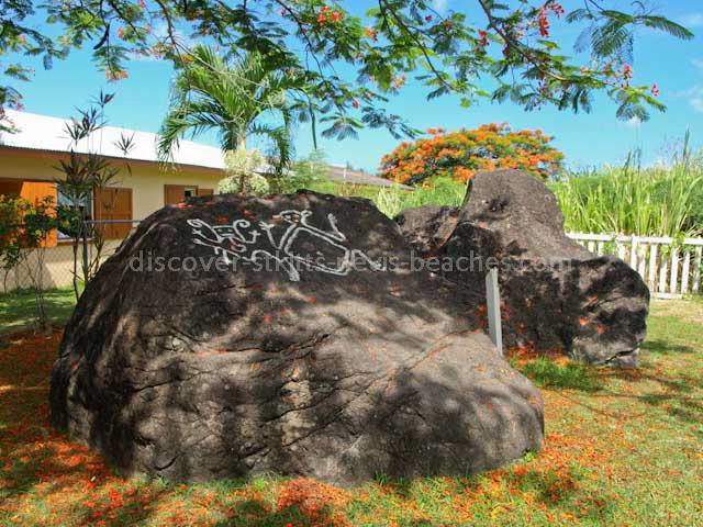 Carib Petroglyphs at Wingfield Road
