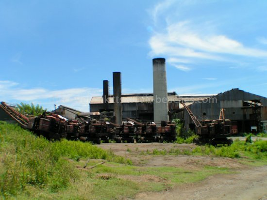 St Kitts Sugar Manufacturing Corporation Compound