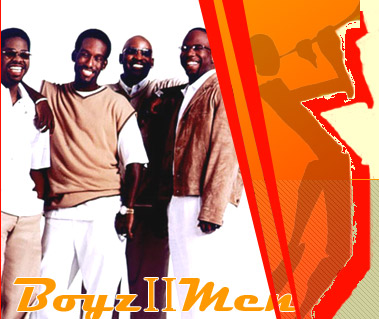 Boys II Men will be performing at the 2005 St. Kitts Music Festival