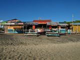 Breeze's Beach Bar, South Frigate Bay, St. Kitts