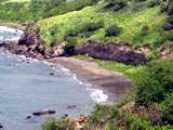 Beach at Camps Bay, Camps, St. Kitts