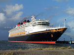 Photo 6: Disney cruise ship at Port Zante
