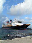 Photo 14: Disney Wonder cruise ship at Port Zante