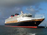 Photo 5: Disney Wonder cruise ship docked at Port Zante