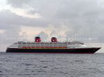 Photo 10: Disney cruise ship leaving St. Kitts