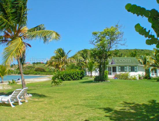 Oualie Beach Hotel in Nevis