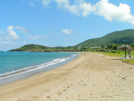 Photo of Cades Bay Beach in Nevis.