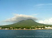 Photo 7: Nevis Peak from sea
