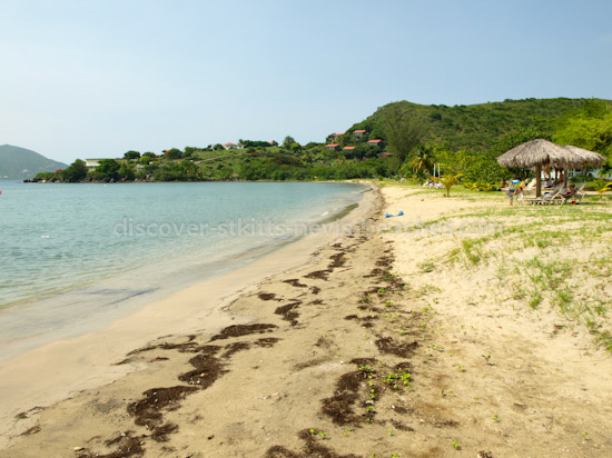 Photo of Oualie Beach in Nevis.