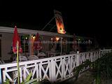 Rock Lobster Restaurant Outdoor dining area