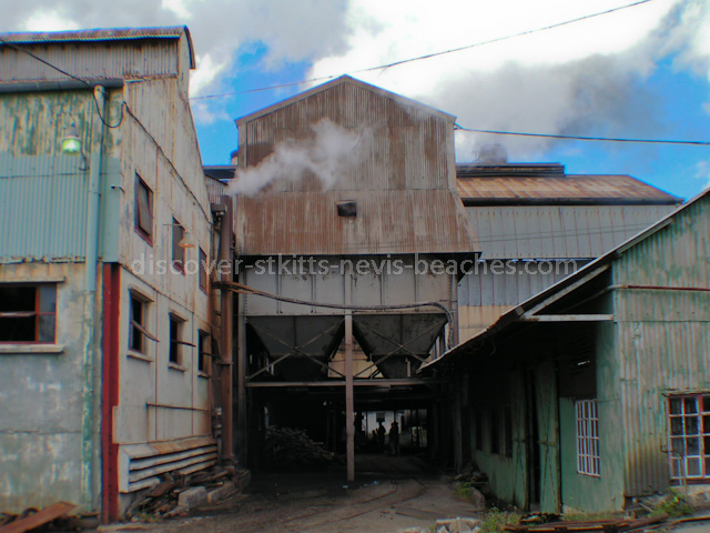 Sugar Loading Area