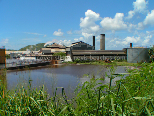 SSMC Cooling Pond and Compound