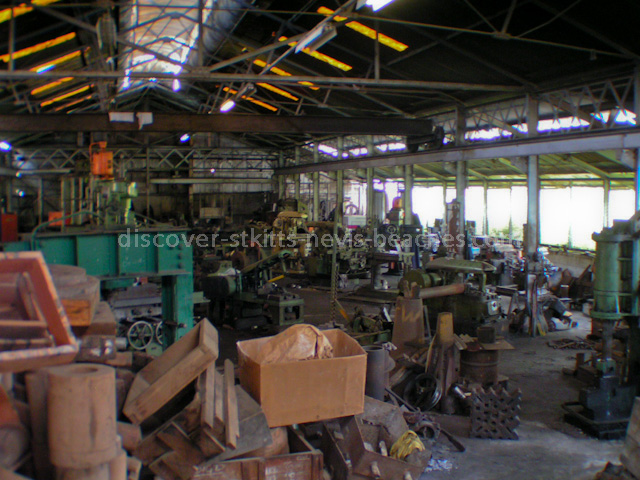 SSMC Machine Shop