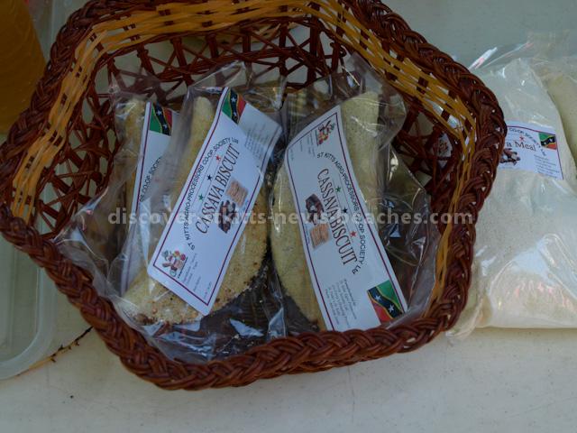 Coconut-filled Cassava Bread