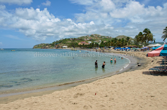 South Frigate Bay Beach, St. Kitts - Home of Mr X Shiggidy Shack Bar and Grill