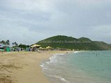 St Kitts beaches - South Friars Bay