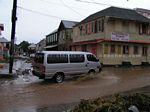 Photo 2: St. Kitts flash flood on October 19, 2006.