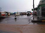 Photo 10: St. Kitts flash flood on October 19, 2006.