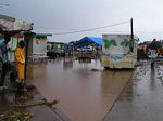 Photo 5: St. Kitts flash flood on October 19, 2006.