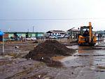 Photo 6: St. Kitts flash flood on October 19, 2006.