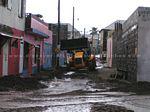 Photo 11: St. Kitts flash flood on October 19, 2006.
