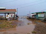Photo 8: St. Kitts flash flood on October 19, 2006.