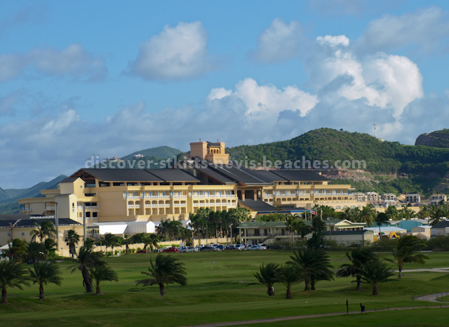 Photo of St Kitts Marriott Resort in Frigate Bay St Kitts