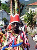 Photo of St Kitts Masquerades