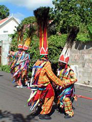Photo: 13 St Kitts Masquerades