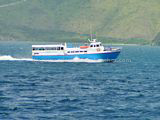 St Kitts Nevis Ferry Mark Twain