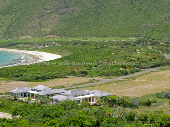 Luxury oceanfront homesites on the South East Peninsula in St Kitts