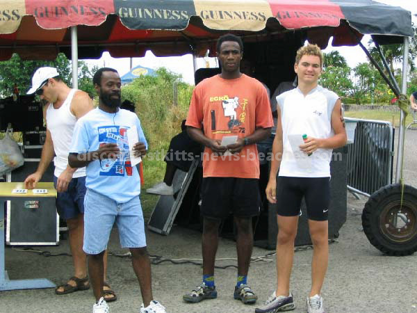 Photo 6: Sprint Male Winners