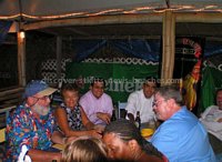 St Kitts and Nevis Travel Forum Members and Friends at Mr X Shiggidy Shack October 25, 2005