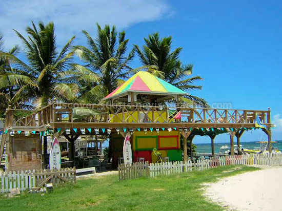 Turtle Beach Bar and Grill, St. Kitts