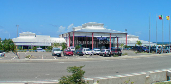 Vance W Amory International Airport in Nevis