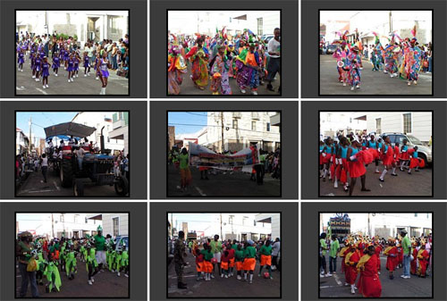 2005 St Kitts Children Carnival Photo Album