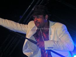 St. Kitts Music Festival Photos: Shaggy