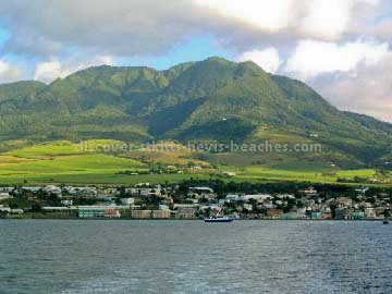 Basseterre Waterfront, St Kitts
