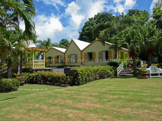 Caribelle Batik at Romney Manor, St. Kitts
