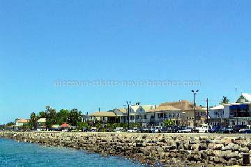 Charlestown Waterfront, Nevis