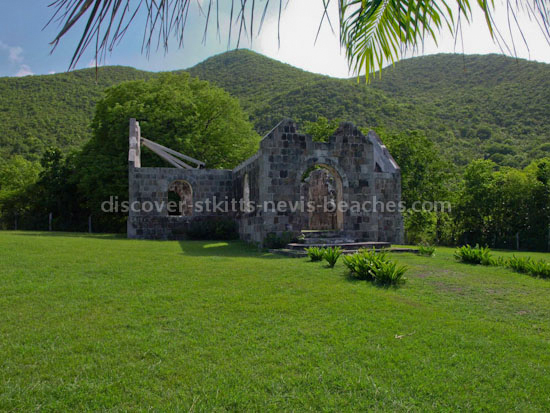 Cottle Church in Nevis