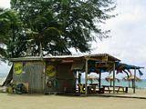 Inons Beach Bar and Grill, South Frigate Bay, St. Kitts