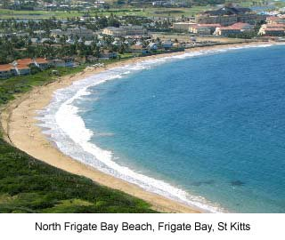 Slideshow of St Kitts Beaches