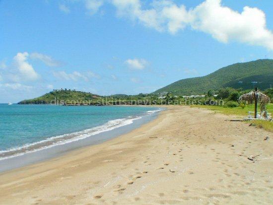 Photo of Cades Bay Beach in Nevis.