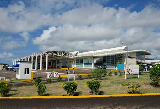 Robert L Bradshaw International Airport in St Kitts is the major gateway for air travel to St Kitts Nevis