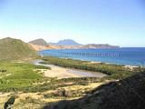 St Kitts beaches - Friars Bay Salt Pond