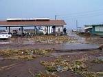 Photo 9: St. Kitts flash flood on October 19, 2006.
